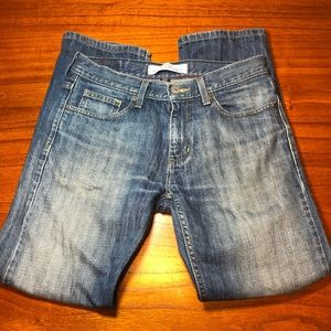 Tommy Hilfiger classic straight leg jeans